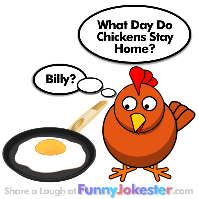 Funny Chicken Joke