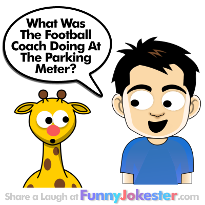 Football Coach Joke