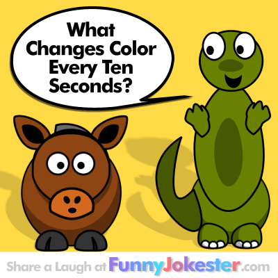 Funny 10 Second Joke