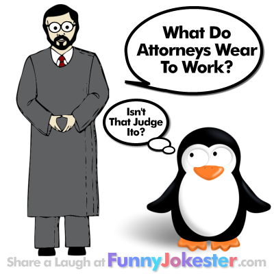 Funny Attorney Joke