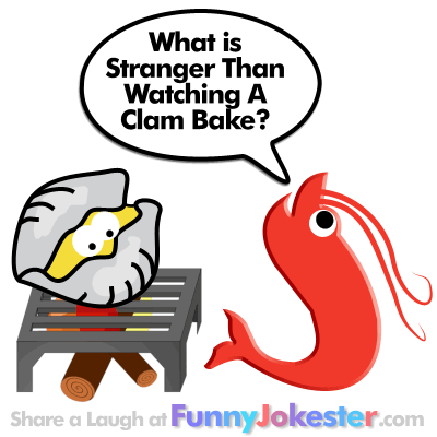 Clam Joke and Shrimp Joke