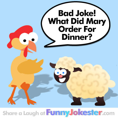 Funny Dinner Joke