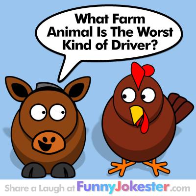 Funny Farm Joke