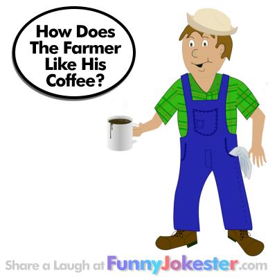 Funny Farmer Joke