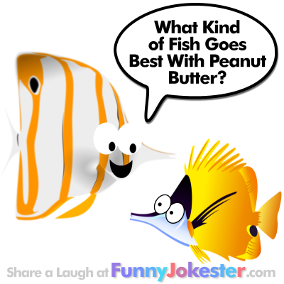 Funny fish jokes - photo#4