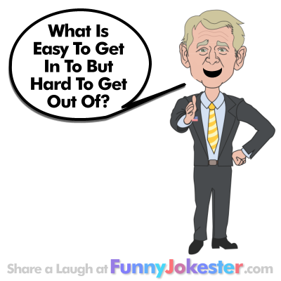 Funny George Bush Joke