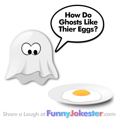 Funny Ghost Joke for Kids! New Halloween Jokes!