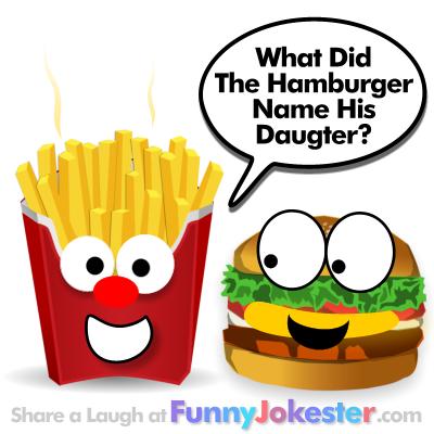 Funny Hamburger Joke