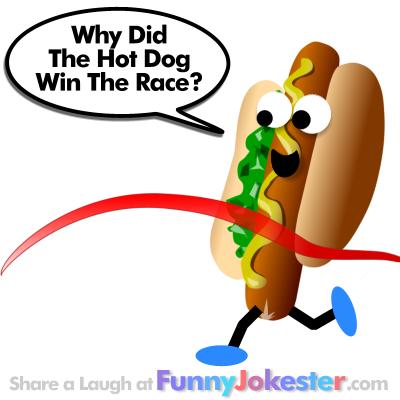 Hot Dog Joke