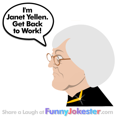 Janet Yellen Joke