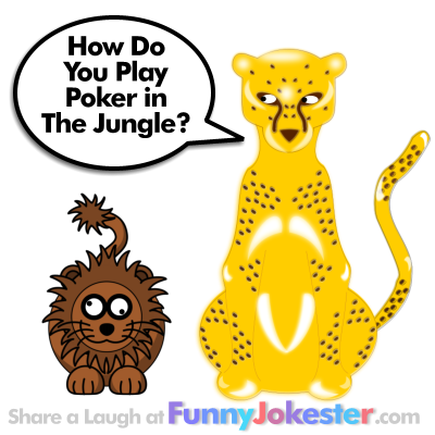 Funny Jungle Joke