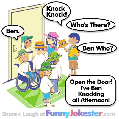 Ben Knock Knock Joke