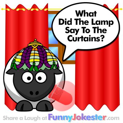 Funny Lamp Joke