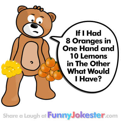 Funny Lemon Joke