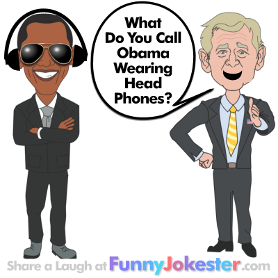 Funny Obama Joke
