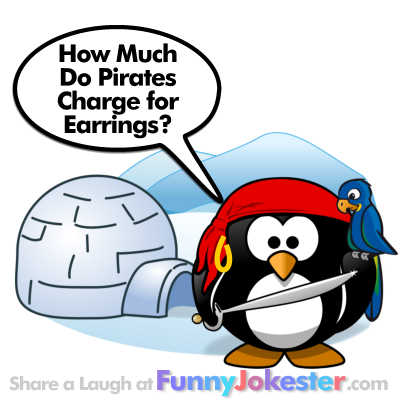 Funny Pirate Joke for Kids