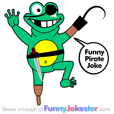 Funny Pirate Joke