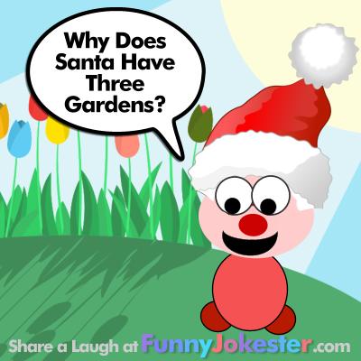 Funny Santa Joke