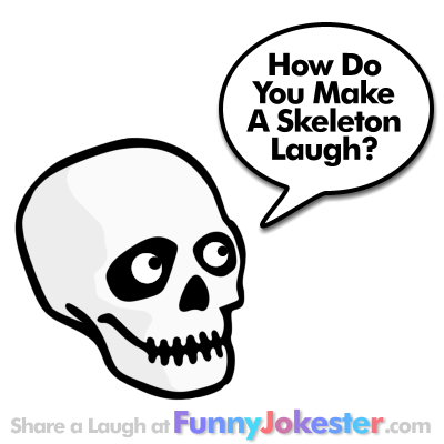 New Skeleton Joke