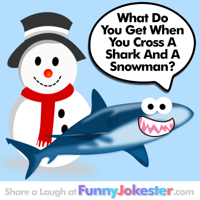 Funny Snowman Joke