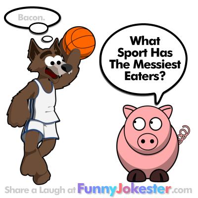 Funny Sports Jokes Funny Sports Joke New Clean
