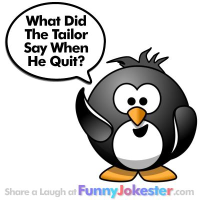 Funny Tailor Joke