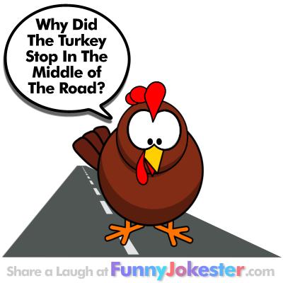 Funny Turkey Joke