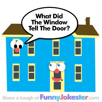 Funny Window Joke
