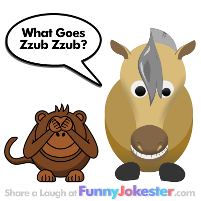 a New Funny Zoo Joke For Kids