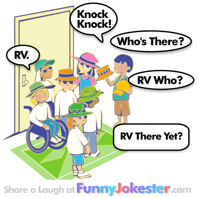 RV Knock Knock Joke