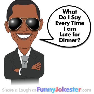 Funny Michelle Obama Joke