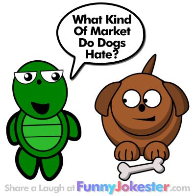 New Dog Joke