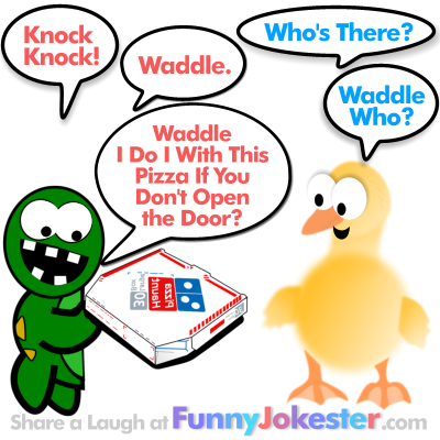 NEW <b>Knock Knock</b> Joke! <b>Jokes</b> for <b>Kids</b>!