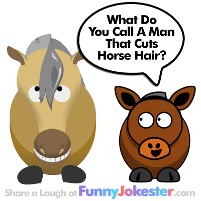 New Horse Joke for Kids