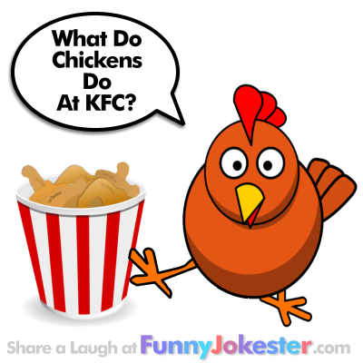 KFC Chicken Joke