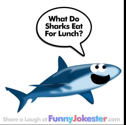 Funny Shark Joke
