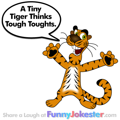 Tiger Tongue Twister