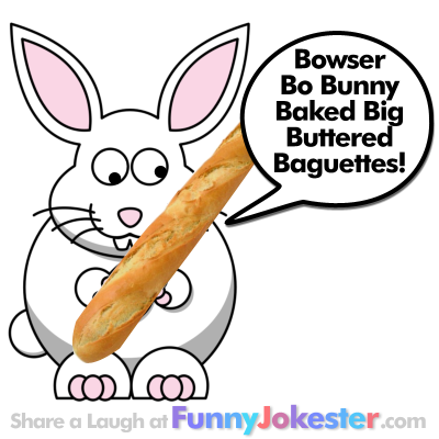 Funny Tongue Twister NEW Big Bunny Tongue Twister