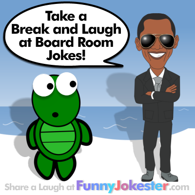 Board Room Jokes
