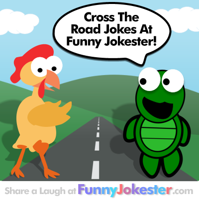 Cross The Road Jokes