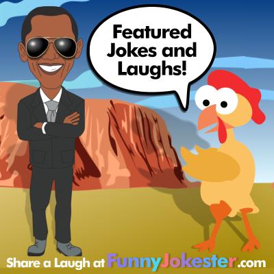 Featured Jokes