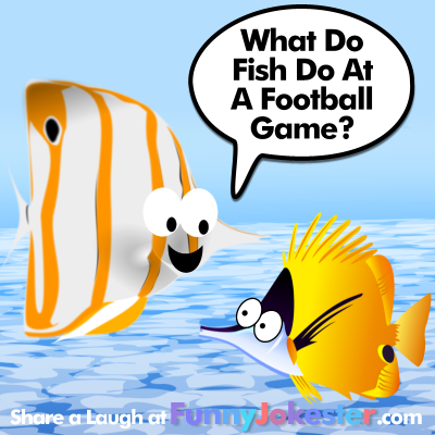 Funny fish jokes - photo#1