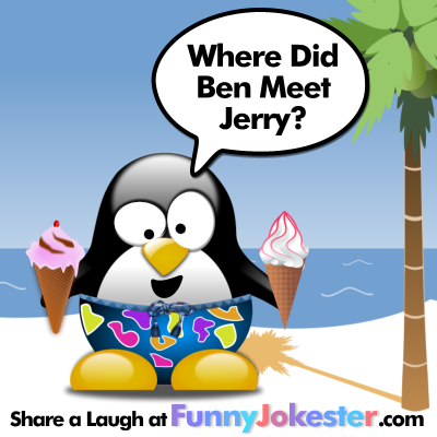 Funny Ice Cream Joke