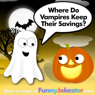 Funny Vampires Joke