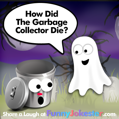 Garbage Collector Joke