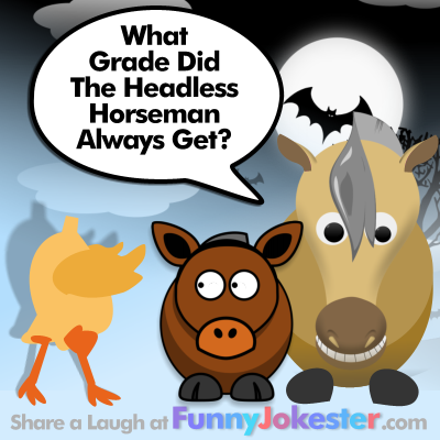 Headless Horseman Joke