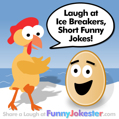 Funny ice breakers jokes for online dating
