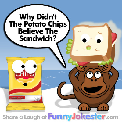 Potato Chips Joke