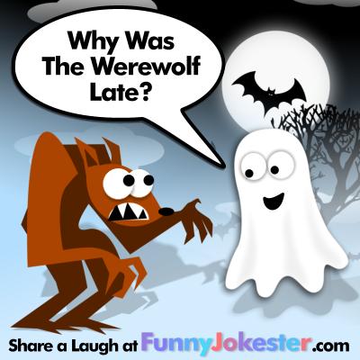 Werewolf Joke