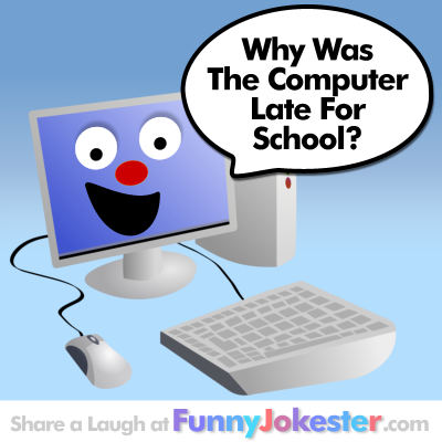 Easy Computer Riddle